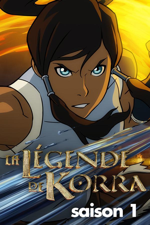 Avatar : La Légende de Korra streaming