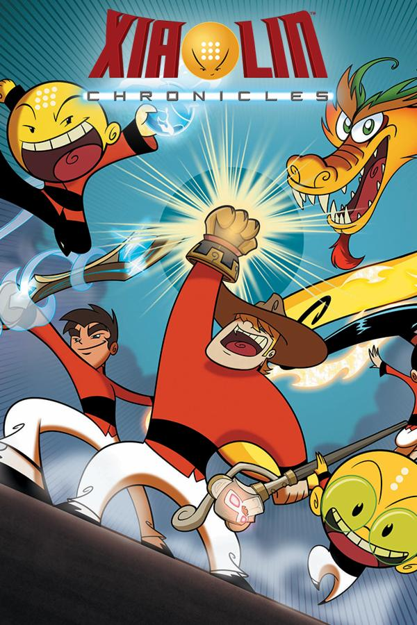 Xiaolin Chronicles streaming