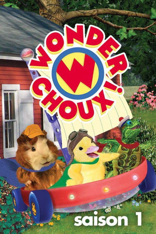 Wonder Choux streaming