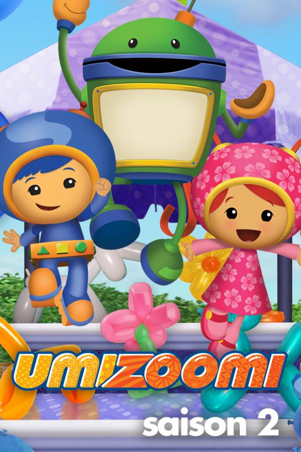Umizoomi Saison 2 streaming