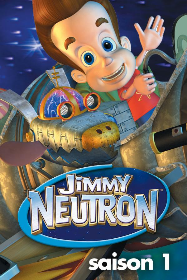 Jimmy Neutron streaming