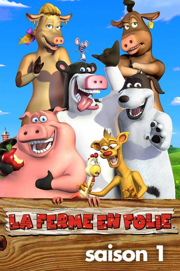 La Ferme en folie streaming