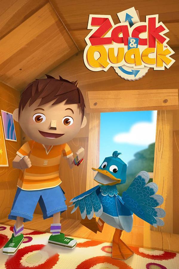 Zack & Quack Saison 1 streaming