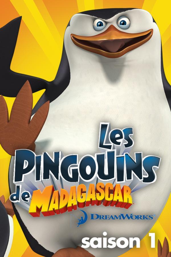 Les Pingouins de Madagascar streaming