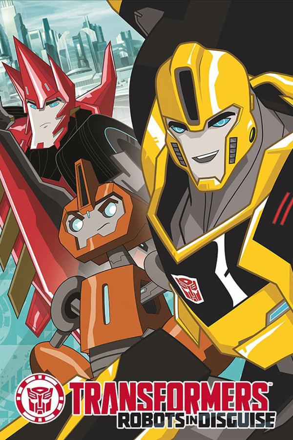 Transformers : Robots in Disguise streaming